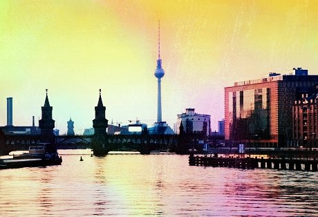 Berliner Fernsehturm- so schön ist Berlin...