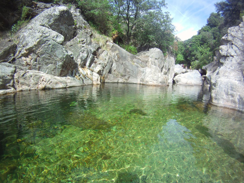 Les gorges d 39 h ric dans l 39 h rault for Camping avec piscine dans les gorges du verdon
