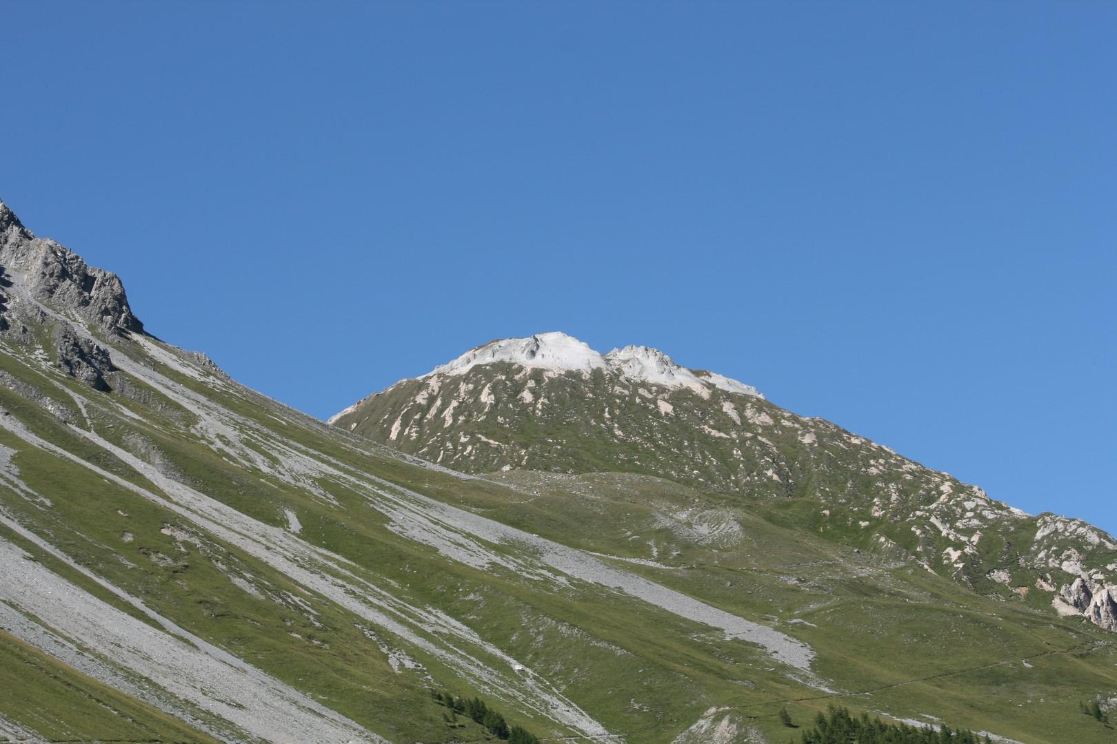 Petit Mont Blanc (2677 m) Massif de la Vanoise - Savoie