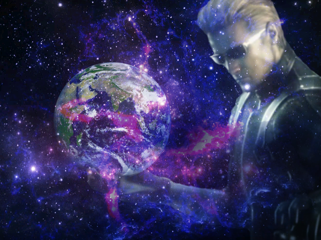 Planetary Protector II Albert Wesker