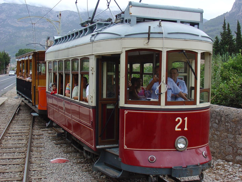 Train en Espagne
