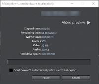 Hardware Acceleration for HEVC encoding