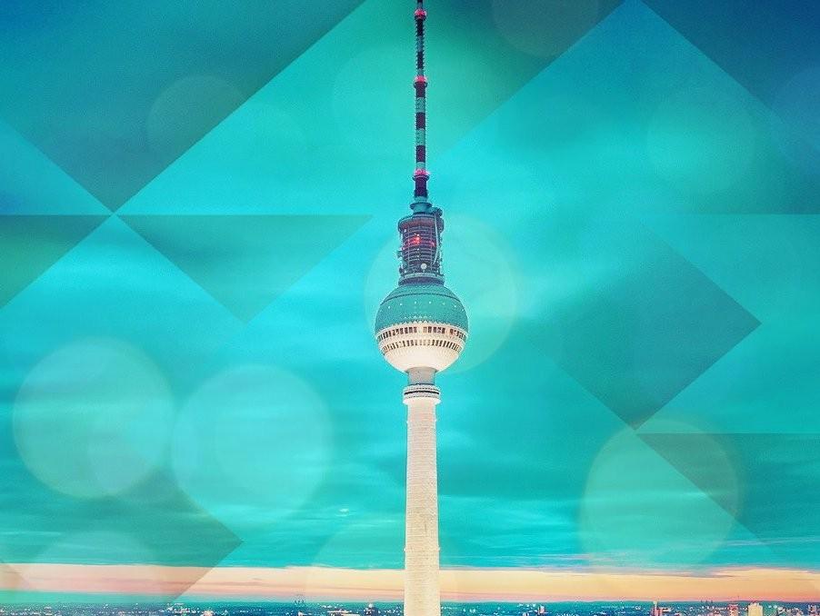 Berliner Fernsehturm- profile
