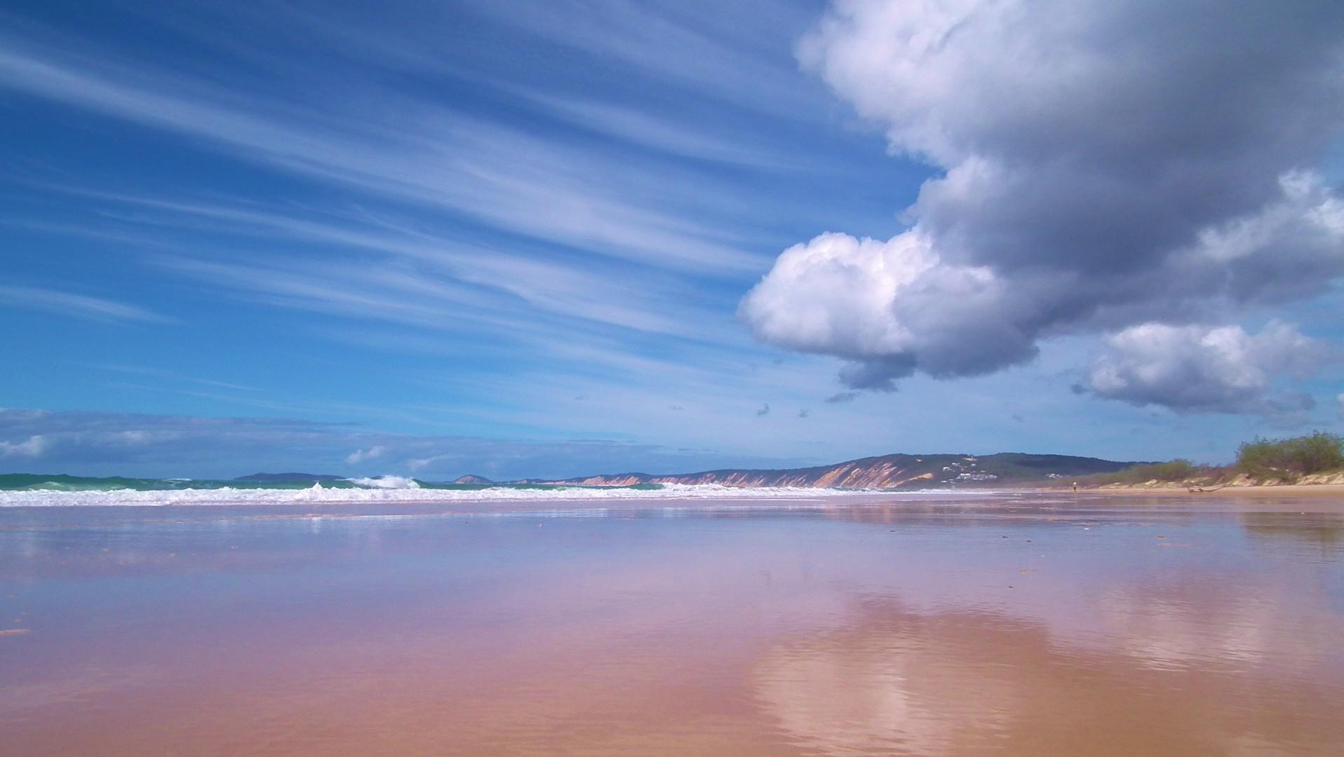 Rainbow beach