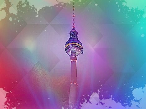 TV Tower celebrates