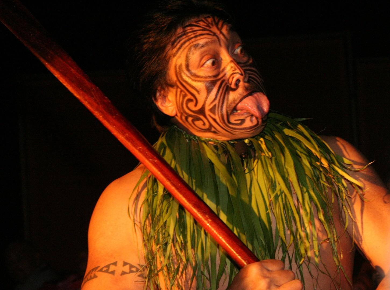 Remarkable Maori Krieger Best Choice Of
