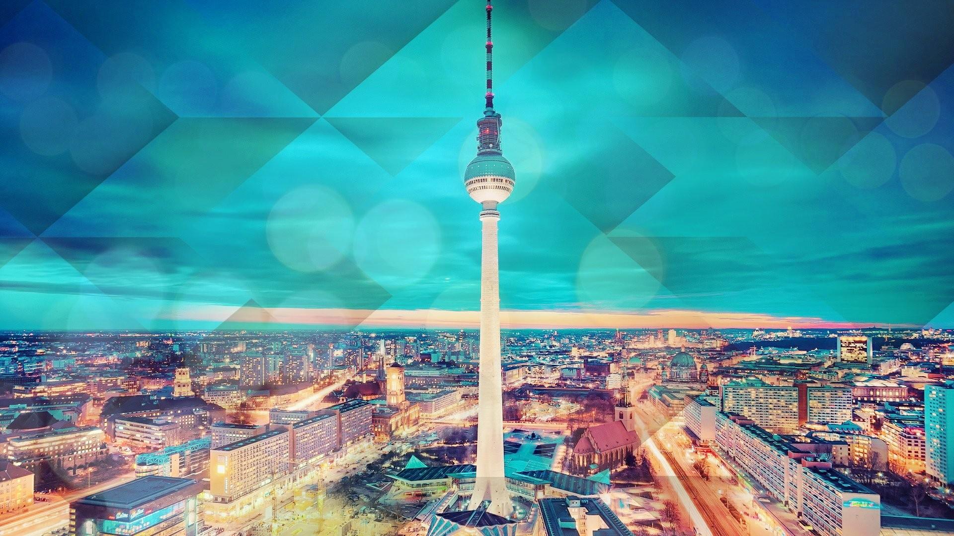 Gute Nacht aus Berlin